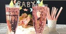 * Babyshower / Kraamfeest * / Inspiratie voor een overgetelijke babyshower of kraamfeest / babyborrel- cadeautjes - spelletjes - DIY - things to do