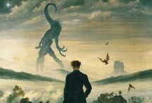 All Things Lovecraft / Because holy crap I love H.P. Lovecraft. / by Mr. Anomalous, The Troubled Creative