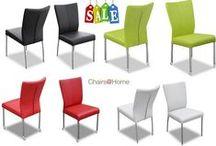 Eetkamerstoel  model: 'Ellis' / Model Ellis is een zeer comfortabele eetkamerstoel, uitgevoerd in luxe leder, 43 verschillende kleuren, nu tijdelijk ...€159.- bij Chairs@Home.