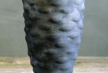 Keramik, porslin