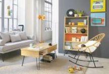 BS | Home design / Avec Blacksheep, ce tableau veut souligner le grandes tendances de décoration intérieure présentes et à venir.
