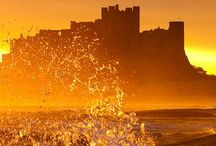 Northumbrian / The beautiful North East - my homeland.