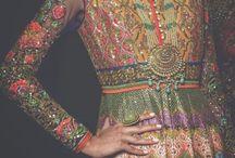 Sari's, Punjabi's, Anarkali's and Lehenga's