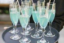 * Themafeest blauw / blue * / Inspiratie voor een blauw themafeestje; een (eerste verjaardag, vrijgezellenfeest, babyshower of kinderfeestje. blue, lichtblauw, marineblauw, donkerblauwe versiering, accessoires en aankleding.