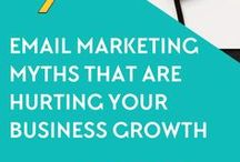 Email Marketing + Blogging / marketing, email, welcome series, blogging, convertkit, mailchimp
