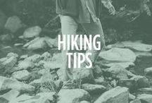 Hiking Tips / Use these tips to help you become a hiking pro!