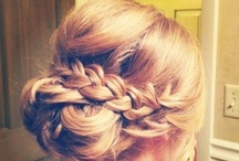 2014 Wedding Hair Styles & Makeup / Different hair styles for your wedding day