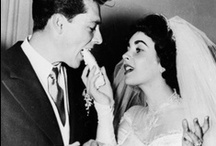 Celebrity Wedding Inspiration / Find inspiration in Celebrity Weddings - from all eras