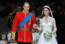 Royal Wedding Inspiration / Find wedding inspiration from the royal families