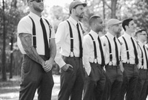 2014 Groom's Style and Fashion / Style and fashion ideas for the groom