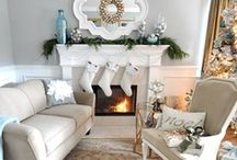 2014 Christmas in July / We are planning a Christmas in July party. Here are ideas I have then hopefully I can post photos of the event. The colour theme is blue, white and silver.