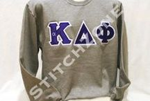 alpha Kappa Delta Phi Sorority / Sweatshirts, Jackets, Sashes/Stoles, Bag, Crest and much more
