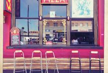 Cafe & Pizza