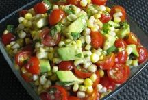 Salad & Dressing Recipes / by Leah Fontenelle