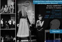 Blog / Cursuri de teatru in engleza pentru copii si adolescenti