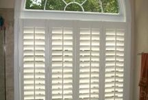 Shutters / Shutters add value to your home!Contact your local Budget Blinds family business for a free in home/ biz consultation.  http://www.budgetblinds.com/Livonia/ https://www.budgetblinds.com/BrightonMI/