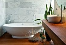 Bathroom Style / Fresh, Simple, Inviting
