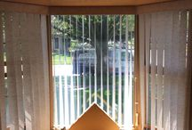 Vertical Blinds / Vertical blinds have stood the test of time and now have updated options for greater appeal, like fabric and even wood. http://www.budgetblinds.com/Livonia/ https://www.budgetblinds.com/BrightonMI/