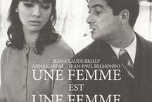 le cinéma; / by Johanna