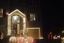 Holiday Lights at Haven Ridge / Holiday decorating