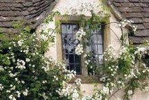 """Cottages / """"When quaint is chic"""""""