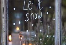 winter/christmas inspiration