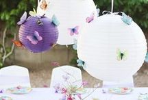 Nature Inspired Party Ideas