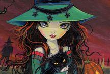 Boszorkány rajzok