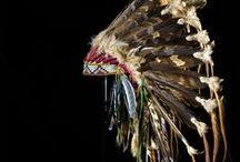 headdress native american / headdress...čelenky