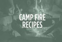 Camp Fire Recipes