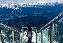 Alps, top floor / breathing