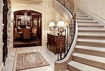 Entrances and Hallways
