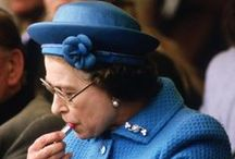 Elizabeth II - Queen of Color / Her Majesty  Queen Elizabeth II