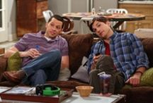 TWO AND A HALF MEN / by Pitu