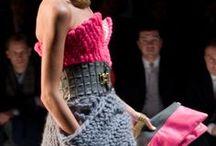 ❤ Knit + fashion ❤