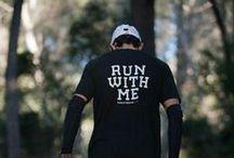 We love running / Si no nos lo creyéramos no lo haríamos