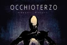 OCCHIOTERZO maestri distorti - Booklet  / Booklet art