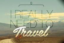 Wanderlust / travel