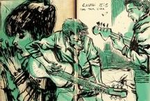 Music Sketches / sketch