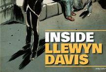 """Inside Llewyn Davis"" / locandina del film "" Inside Llewyn Davis"" di Ethan e Joel Coen"