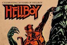 HB - HELLBOY / HellBoy Sketch