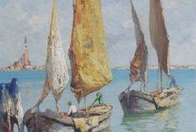 Venice in Italian Paintings / Italian paintings