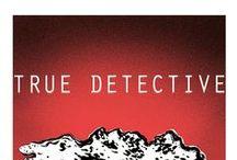 True Detective / illustrazione ispirata a serie televisiva