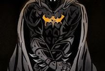 BATMAN: the dark knight / Batman fan artworks
