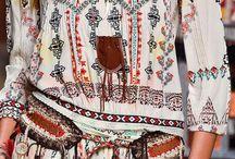 Fashion : Hippie Chic