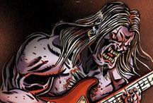 HEAVY BONE / Tribute al personaggio a fumetti creato da Enzo Rizzi