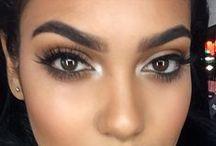 Eyebrow - Sobrancelhas / Lindas sobrancelhas para servir de inspiração! Beautiful eyebrows to inspire!