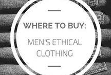 Men's Eco Friendly Fashion