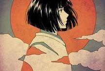 Manga - Girls