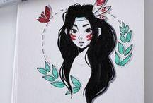 Sketch - Girls